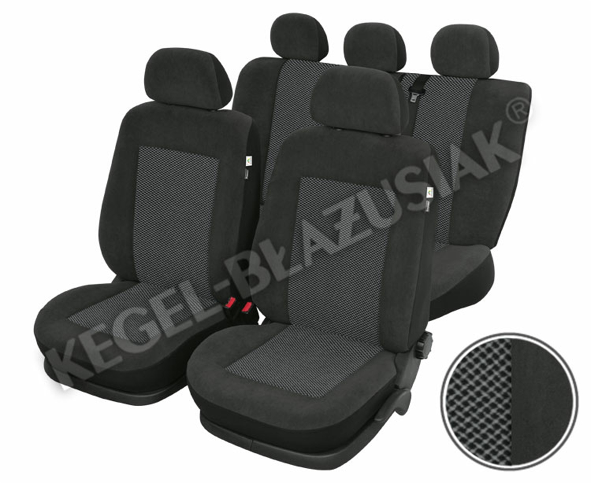 volkswagen golf iv golf v sitzbez ge set in premium qualit t. Black Bedroom Furniture Sets. Home Design Ideas