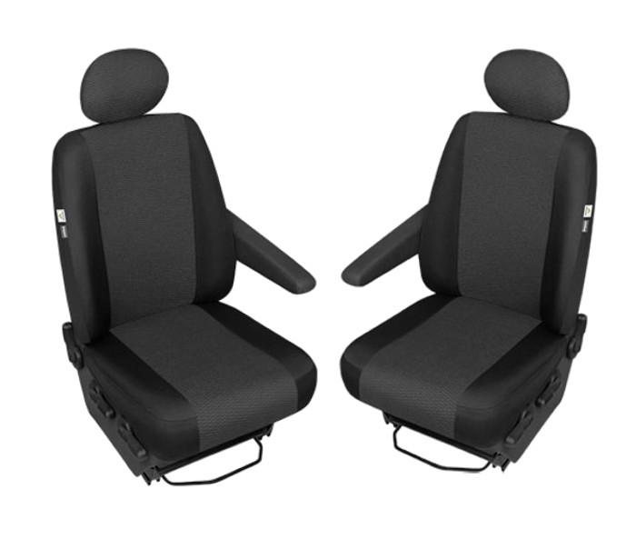 ford transit front einzelsitzbez ge fahrer beifahrer. Black Bedroom Furniture Sets. Home Design Ideas