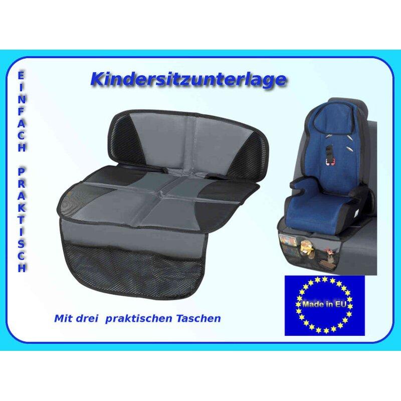 Auto Kindersitz Kindersitzunterlage Sitzschoner Sitzflächeschutz Polsterschutz