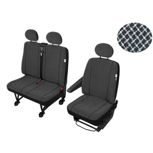 MAß Schonbezüge Sitzbezüge Sitzbezug  VW Crafter Mercedes Sprinter Fahrer  215