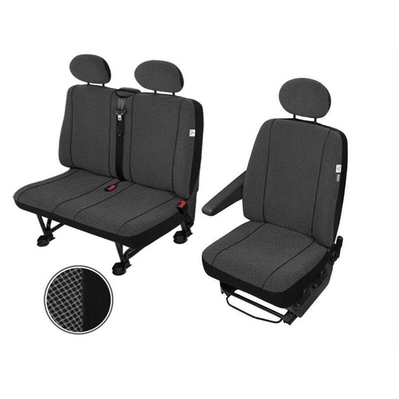 TOYOTA HIACE Fahrersitzbezug Sitzschoner Bezug Einzelsitzbezug