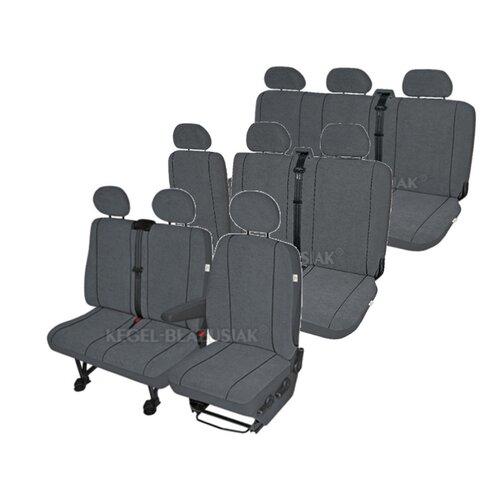 Fiat Ducato Transporter Sitzbezüge Schonbezüge Fahrersitzbezug Sitzbankbezug