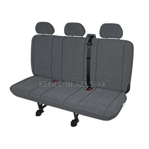 Sitzbezüge Schonbezüge SET EWW Mercedes Vito Stoff dunkel grau