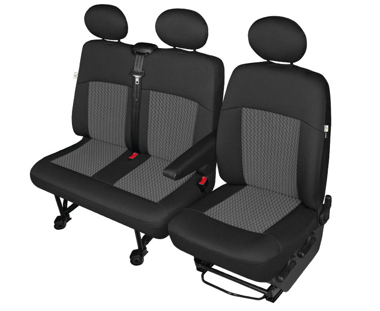 Sitzbezüge für Transporter